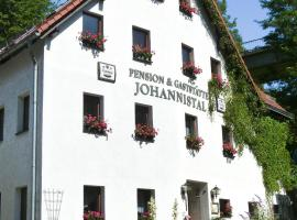 Pension Johannistal, Sebnitz