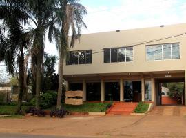 Hotel Vuelta del Ombu, Gobernador Ingeniero Valentín Virasoro