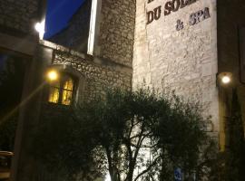 Hotel du Soleil et Spa, Saint-Rémy-de-Provence