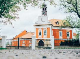 Savoia Castle, Škvorec