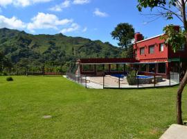 Cabañas Del Sol, Villa San Lorenzo