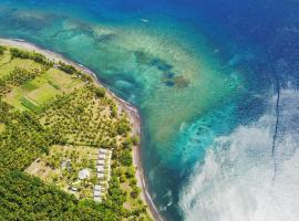 7 Springs Resort, Tanjung