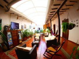 Bacaregua Hostel, San Gil