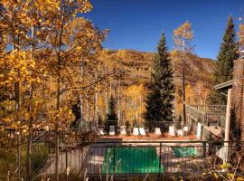 Top of Village Ski Condo, Snowmass Village