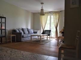 Apartament w Centrum Łodzi