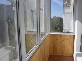 Apartment on Marshala Chuykova 85, Kazan