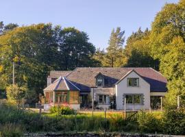 Glentruim Lodge, Newtonmore