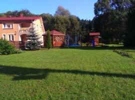 Agroturystyka u Marii, Komańcza