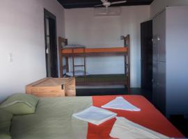 Hostel Kûarahy, Serra