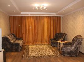 Apartment on Okruzhnaya street, Mukacheve