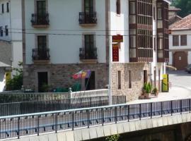 Hostal Gogar, Puentenansa