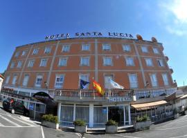 Hotel Santa Lucía, Saint-Jacques-de-Compostelle