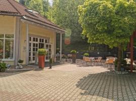 Cafe-Hotel- Postkeller, Krumbach