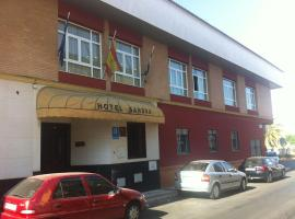 Hotel Sandra, Алькала-де-Гвадаира