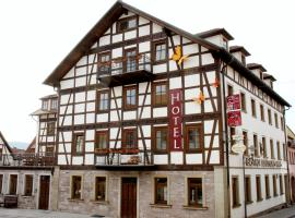 Hotel Deutsches Haus, Hammelburg