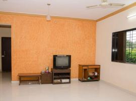 2-BR villa with a lawn, by GuestHouser, Manori