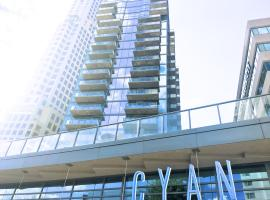 Exquisite Skyhouse Buckhead Highrise With Balcony. Johns Creek