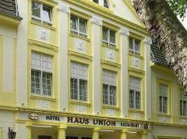 Hotel Haus Union, Oberhausen