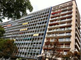 Appartement 2 pieces Le Gallo, 볼로뉴빌랑쿠르