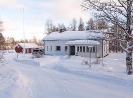 Villa Apukka Rovaniemi, Apukka