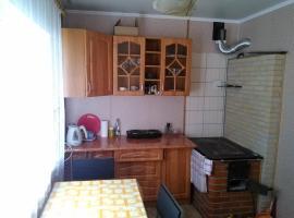 Liivamäe Apartment, Läätsa