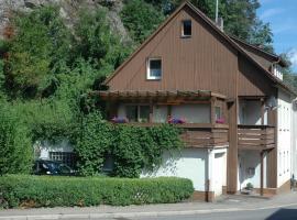 Ferienwohnung Rabenfelsen, Lauterbach