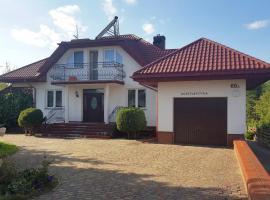 Pensjonat nad Biebrza, Dolistowo Nowe