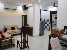 Entire World Class Apartment near Metro Station, Ghaziabad