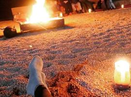 Alblwi Camp, Wadi Rum