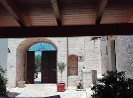 B&B Masseria Spilafemine, Turi