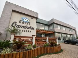 Hotel Caminhos da Serra, Três Coroas