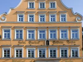 Hotel Goldene Sonne, Landshut