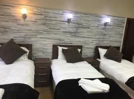 Hayat Express Hotel, Peterlee