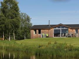 Pitlandie Wood Lodge, Luncarty