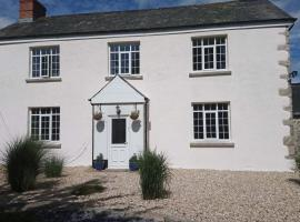Lovaton Farmhouse, South Tawton