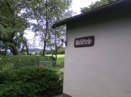 Ferienhaus Waldfriede, Herrenwalde