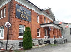 The King George Inn, Cobourg
