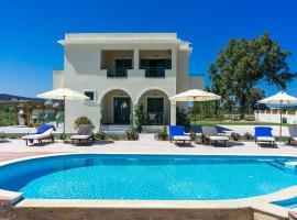 Villa Kampos, Zakynthos Town
