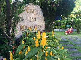 Chalé das Montanhas, Guaramiranga