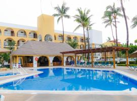 Costa Alegre Hotel & Suites, Rincón de Guayabitos