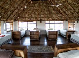 Cocorí Lodge Paredón, El Paredón Buena Vista