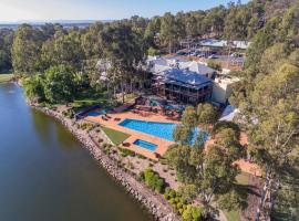 Oaks Cypress Lakes Resort, Pokolbin
