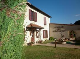 Auberge Des Chanoines, Aigueperse