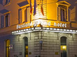 Grand Hotel Bastiani, Grosetas