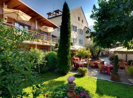 Hotel Traube, Brixen