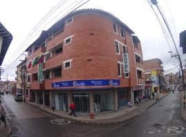 Hotel El Viajero Rionegro, Rionegro