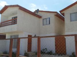 Casas Bahía Loreto, カルデラ