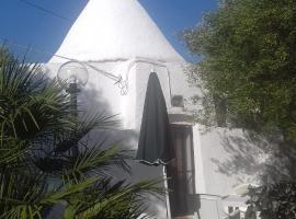 Casa de simone, San Vito dei Normanni