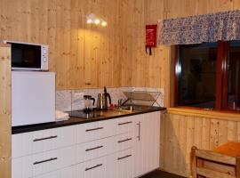 Cabin at Horse Breeding Farm, Borgarnes