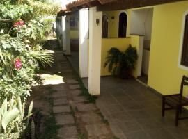 Suites Americanas Em Jaconé, Jaconé